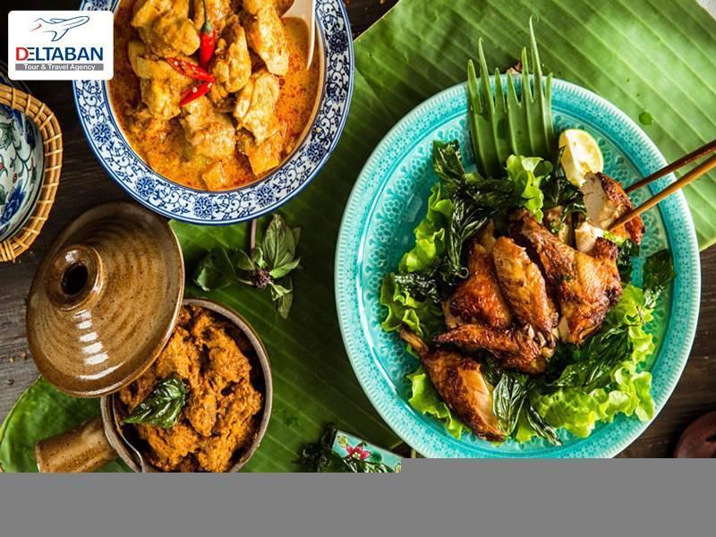 آنالیز و شناخت غذاهای سنتی لنکاوی