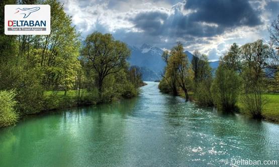 آنالیز چندی از مهمترین رودخانه های کبک