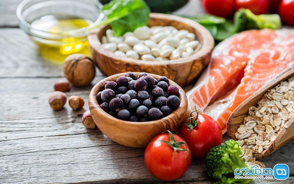 لیست خوراکی های رژیمی برای کاهش وزن ، صحیح رژیم بگیریم