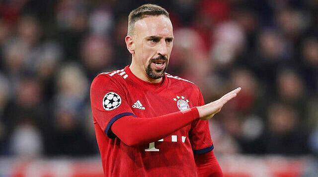 ریبری به النصر می رود؛ سالی 10 میلیون یورو