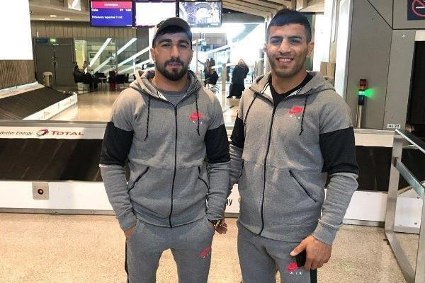 ملایی و بریمانلو مسافران رقابت های جودو قهرمانی دنیا شدند
