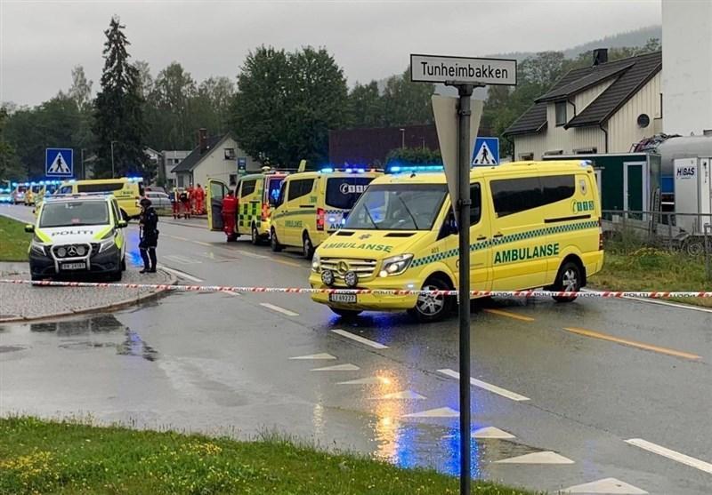 حمله مسلحانه به مسجدی در پایتخت نروژ
