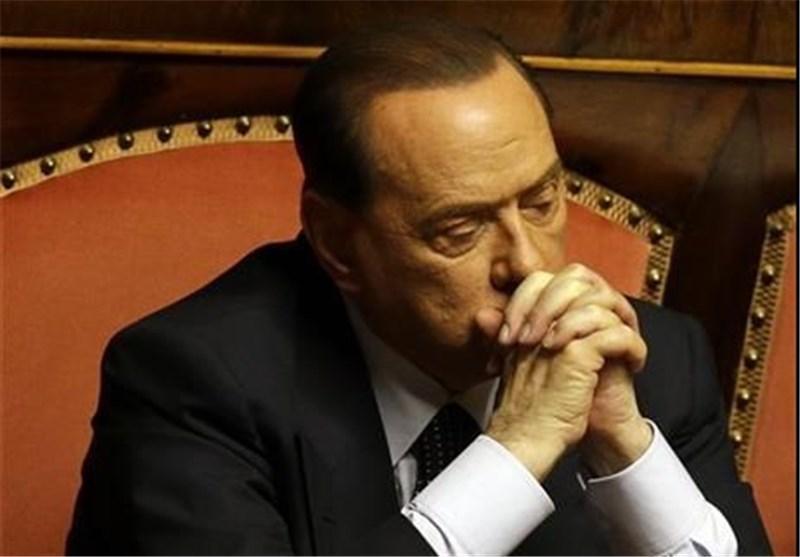 مردم ایتالیا خواهان اخراج برلوسکونی از سنا شدند