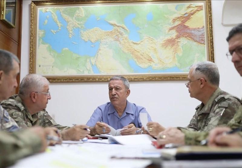 عملیات پهپادهای ترکیه در شمال سوریه