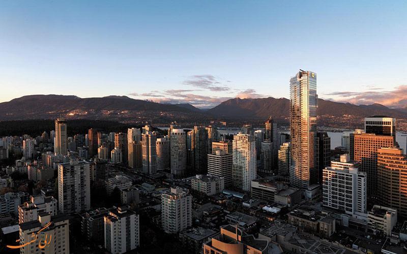 معرفی هتل 5 ستاره شانگری لا در ونکوور