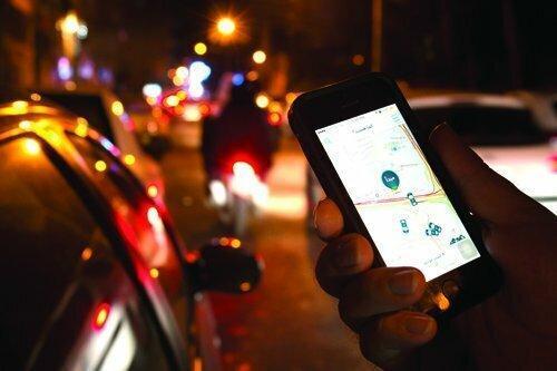 تهیه دستورالعمل تاکسی های اینترنتی