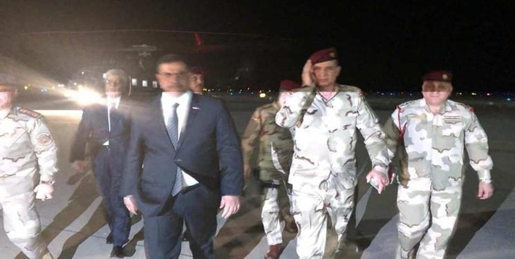 وزیر دفاع عراق: حادثه پایگاه هوایی بلد احتیاج به تحقیقات عمیق دارد