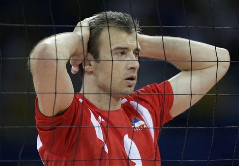 گربیچ؛ اسطوره تمام نشدنی والیبال، ستاره ای که پس از 19 سال ایتالیا را ترک کرد