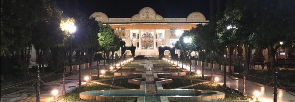 نارنجستان قوام ؛ بهشتی از آئینه ها، رنگ ها و نارنج ها ، عطر خوش نارنج در عمارت قاجاری شیراز