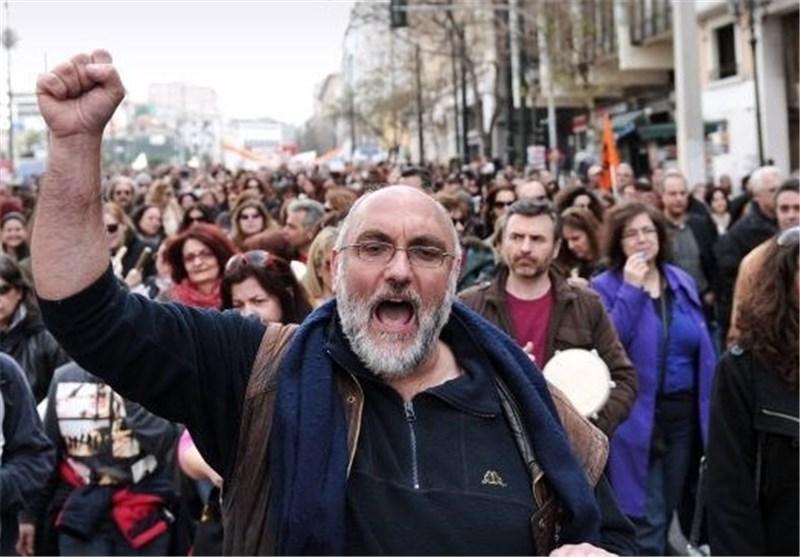اعتصاب سراسری کارکنان خدمات شهری یونان