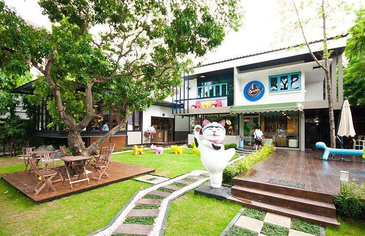 10 کافی شاپ برتر در چیانگ مای تایلند