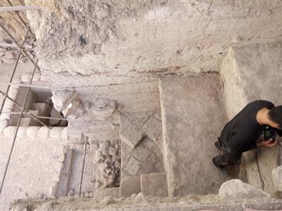 کاوش لایه نگاری قلعه سردار بوکان سرانجام یافت
