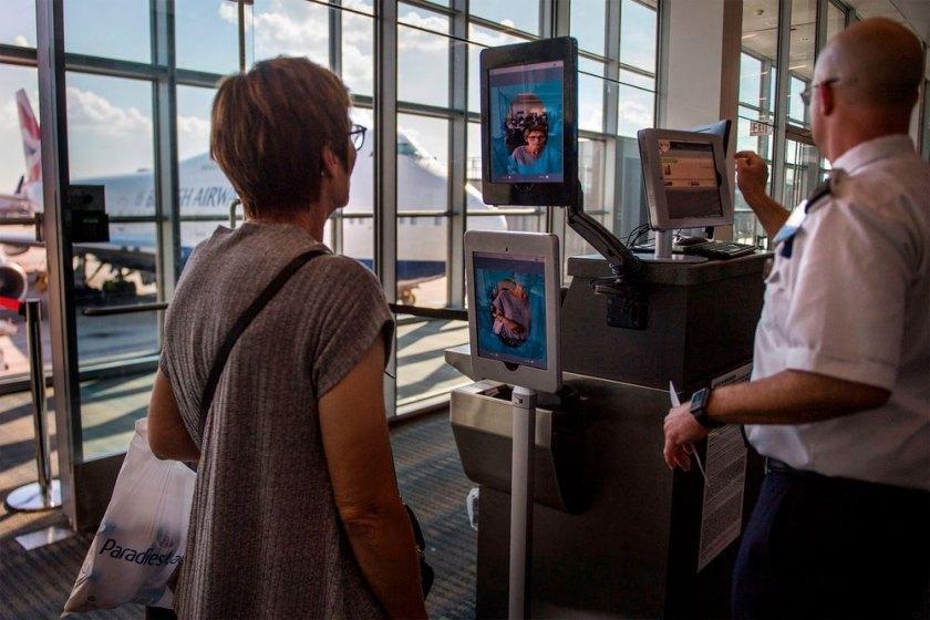 تجهیز فرودگاه های انگلیس به فناوری تشخیص چهره