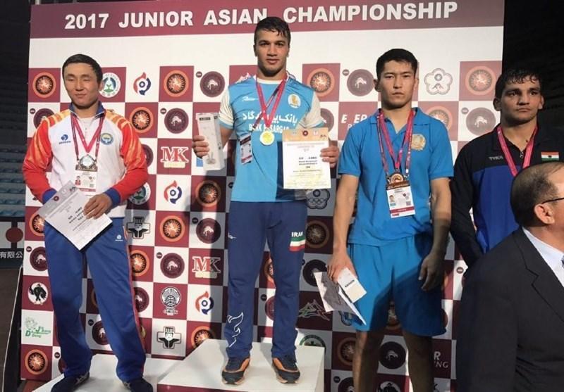 کسب 3 طلا و 2 نقره در روز نخست، رضایی، کاویانی نژاد و بالی طلایی شدند
