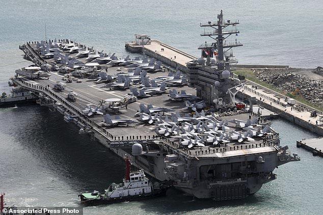 همکاری آمریکا با سئول برای بازگرداندن سریع تاسیسات نظامی به کره جنوبی