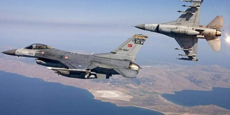 نقض مجدد حریم هوایی یونان از سوی هواپیماهای نظامی ترکیه