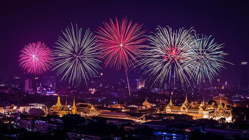 سال نو در تایلند چه خبر است؟
