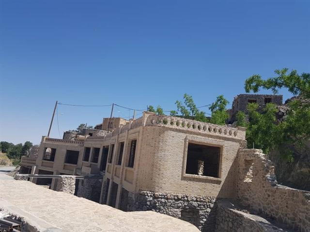 بزرگ ترین اقامتگاه بوم گردی خراسان جنوبی تا خاتمه سال جاری افتتاح می گردد