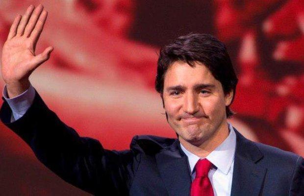 شروع به کار ترودو به عنوان نخست وزیر جدید کانادا
