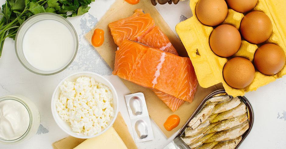 با ویتامین D همواره سالم بمانید