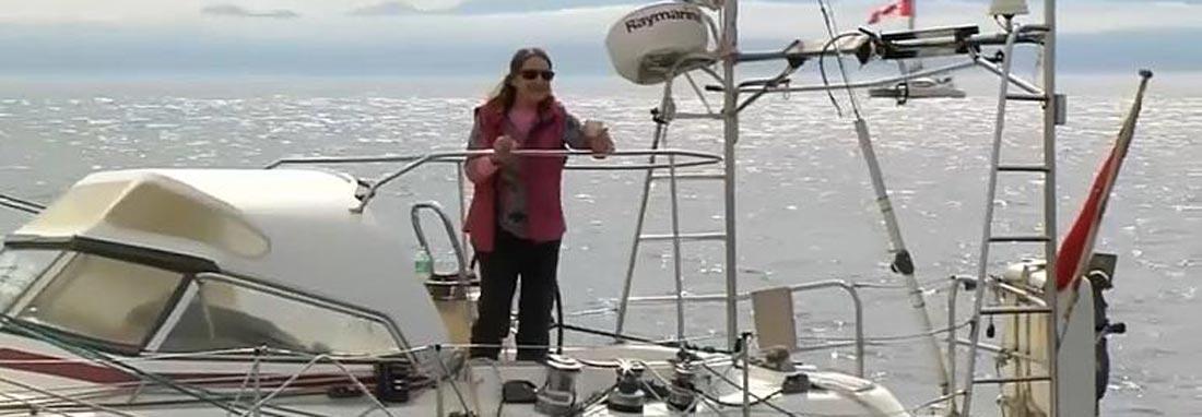 زن 77 ساله با سفر به دور جهان با قایق رکورد جدیدی ثبت کرد ، این یکی از بزرگترین سفرهای تاریخ است
