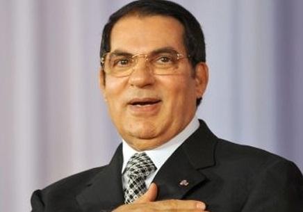 انتقال دیکتاتور سابق تونس به بیمارستان