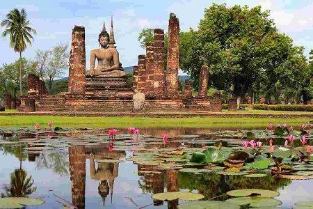 معروف ترین معابد تایلند، پلی بین زندگی و مرگ