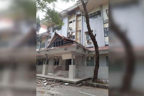 تلفات زلزله اندونزی به 23 کشته و بیش از 100 زخمی افزایش یافت