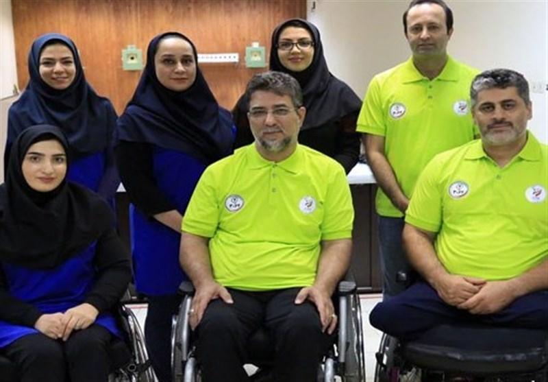 تیم ملی تیراندازی معلولان به مسابقات قهرمانی جهان اعزام می شود