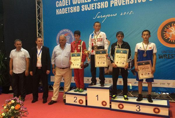 رده بندی انفرادی و تیمی پنج وزن نخست، چهار مدال به ایران رسید