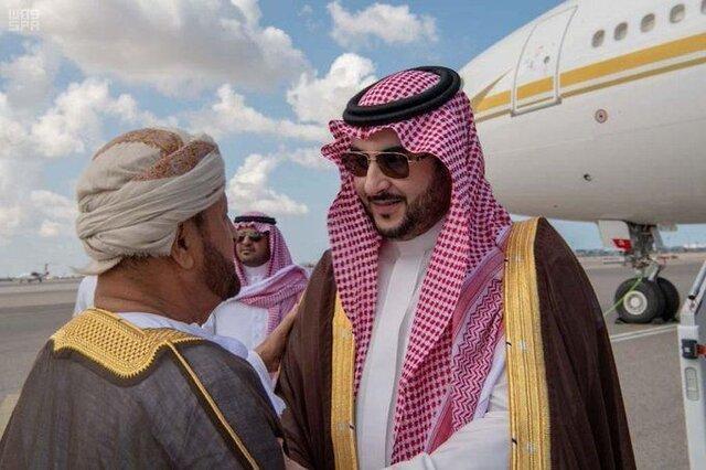 سفر از پیش اعلام نشده معاون وزیر دفاع عربستان به عمان