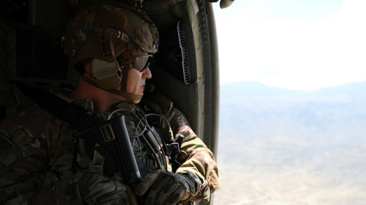 انتقال 150 نظامی آمریکایی از سوریه به عراق