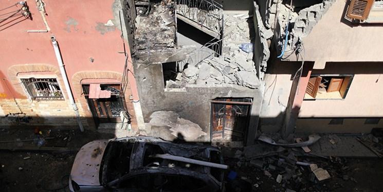 لیبی، حمله به طرابلس و ادعای حفتر درباره تخریب اتاق عملیات ترکیه