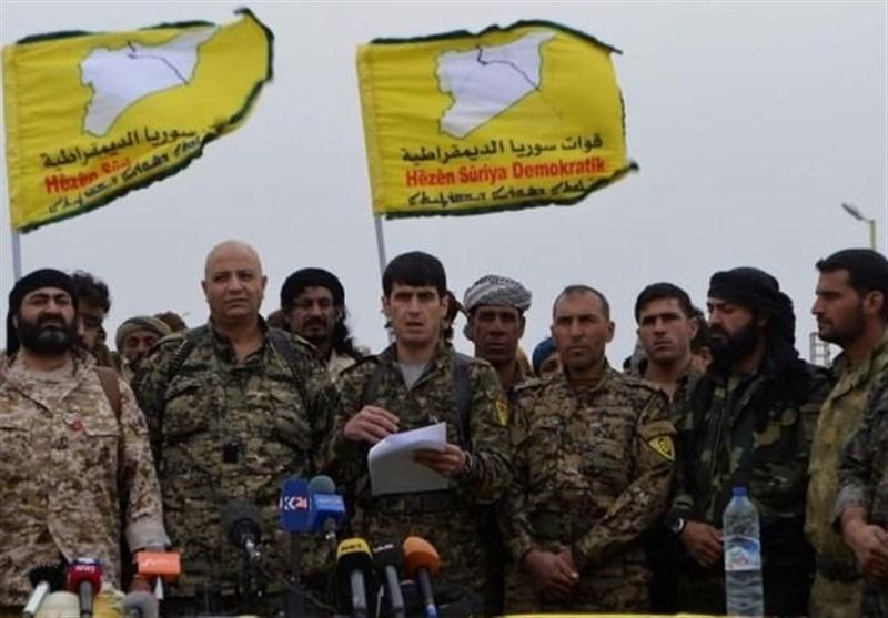 گزارش خبرنگاران، شبه نظامیان کُرد سوریه تسلیم دولت بشار اسد شدند