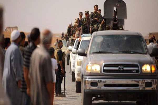 ترکیه راس العین را بمباران کرد، ورود ارتش سوریه به کوبانی