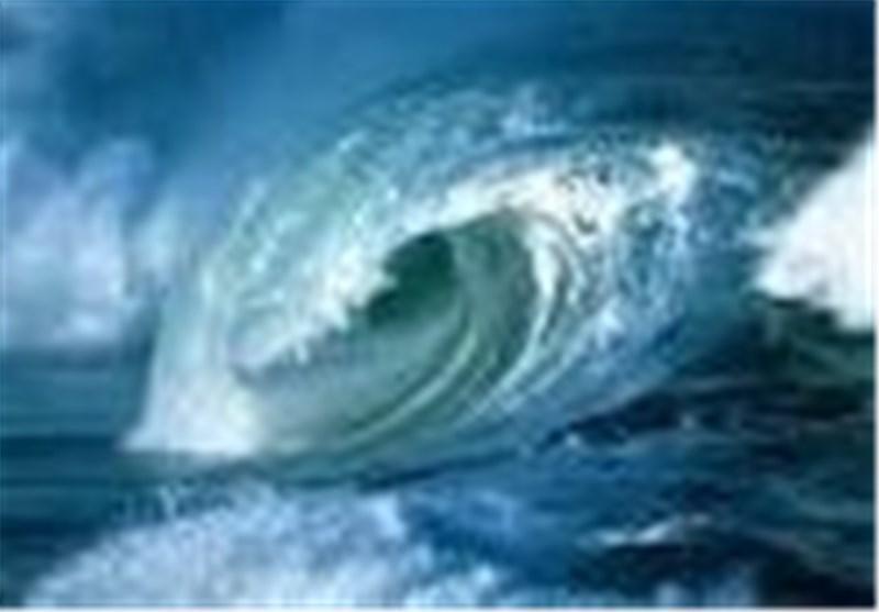 زاهدان، ارتفاع موج در دریای عمان به بیش از 2 متر رسید