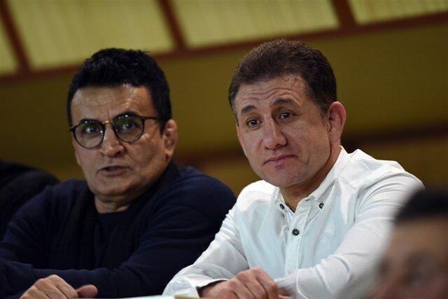 حکم سرمربیگری محمدی و بنا برای المپیک توکیو صادر شد