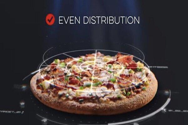 هوش مصنوعی کیفیت پیتزاها را تأیید می نماید