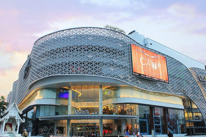 مراکز خرید چیانگ مای، تایلند