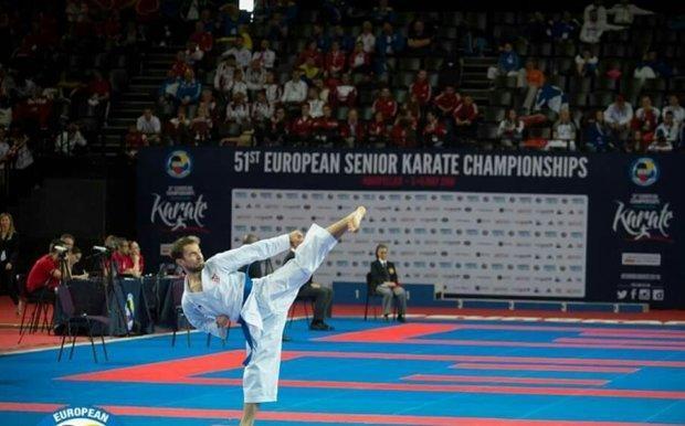 تمرین 10 روزه ملی پوش کاراته کرواسی در تهران