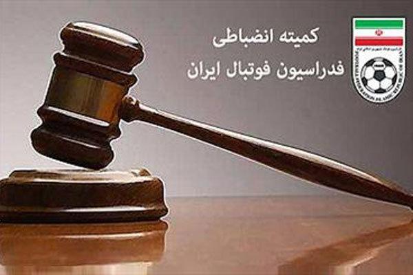محرومیت بازیکن نفت مسجد سلیمان به دلیل غیبت در اردوی تیم نوجوانان