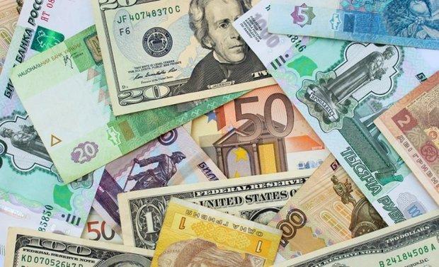 نرخ رسمی پوند کاهش یافت، ثبات نرخ 12 ارز ملی