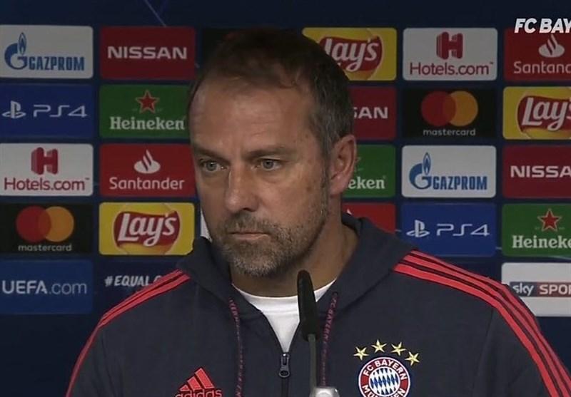فلیک: خوشحالم که برای این 2 بازی مورد اعتماد باشگاه قرار گرفتم، عملکرد دیویس عالی بود