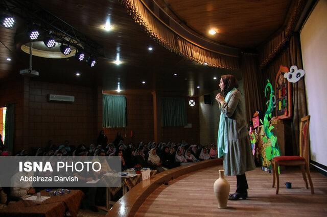 درخشش بانوان بوشهری در جشنواره بین المللی قصه گویی