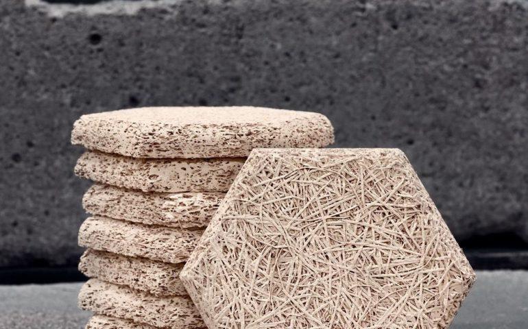 کاربرد کاشی پشم چوب در ساختمان