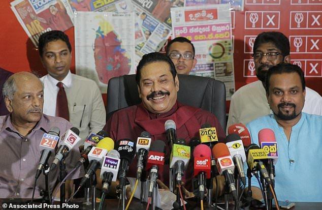 رئیس جمهوری پیشین سریلانکا خواستار برگزاری انتخابات زودهنگام