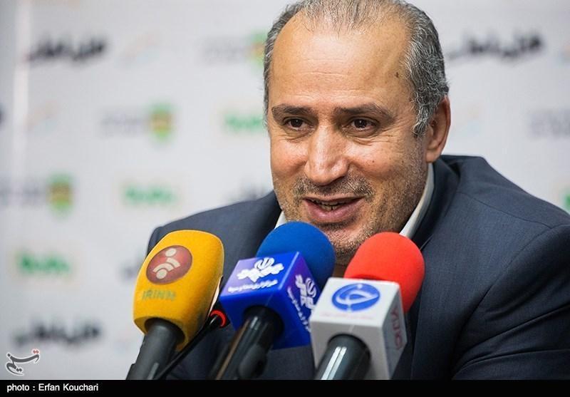 تاج: کی روش قبل از اردوی ایتالیا به تیم ملی ملحق می گردد، احتمال تغییر در سهمیه ایران در لیگ قهرمانان