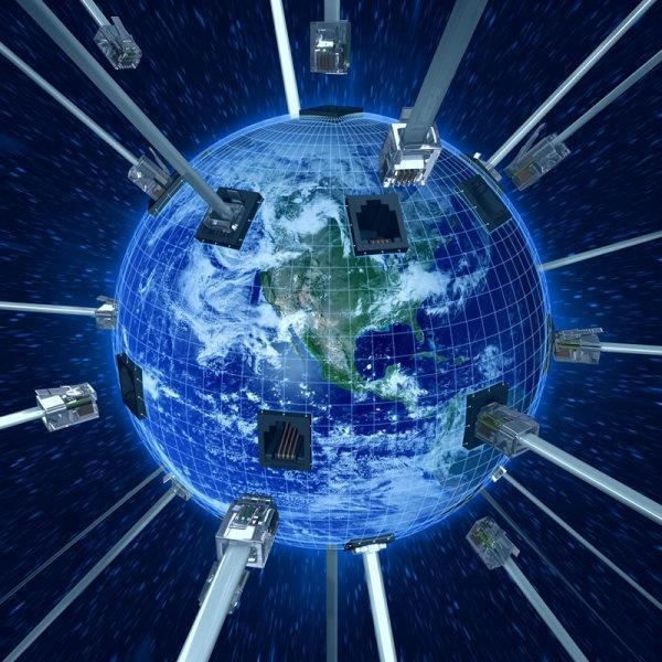 اتصال اینترنت در کشور شروع شد