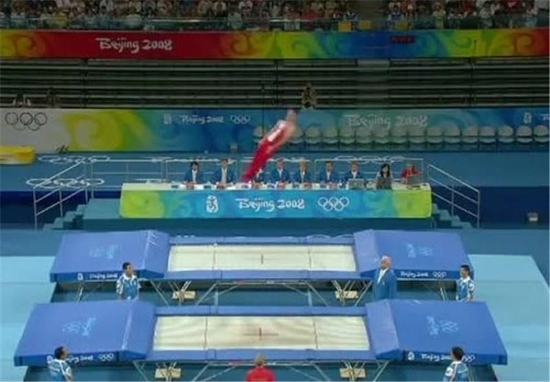 اعزام ملی پوش ژیمناستیک ایران به مسابقات ترامپولین قهرمانی دنیا
