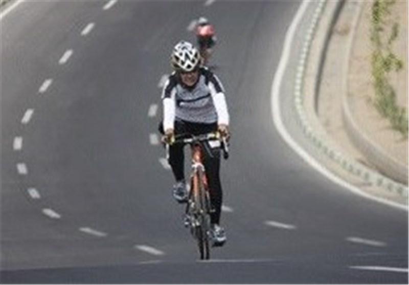 اعزام نماینده ایران به مسابقات دوچرخه سواری بانوان ژوشان چین